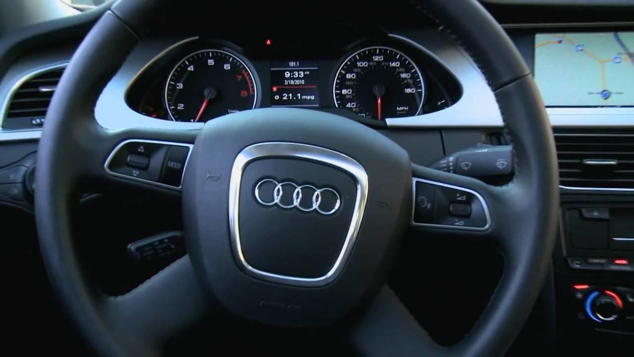 Audi A4 2010nbsp