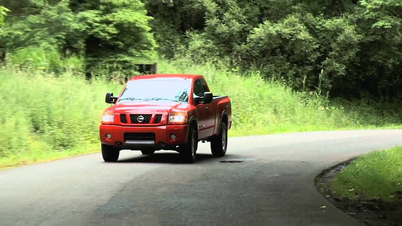 First Look At The 2010 Nissan Titan With Nik J Milesnbsp