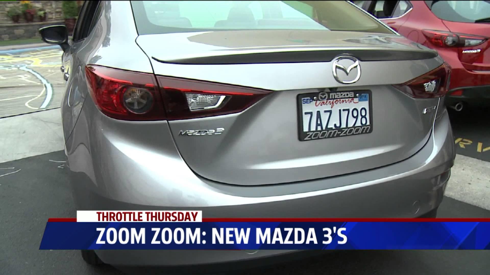 2014 Mazda3nbsp