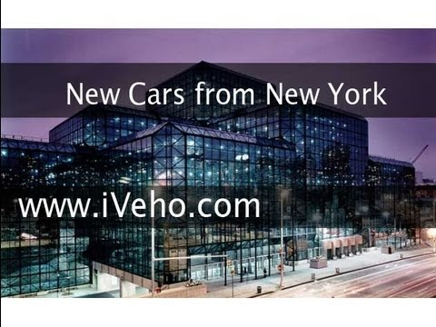 New Cars From New Yorknbsp