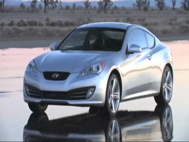 Hyundai Genesis Coupenbsp