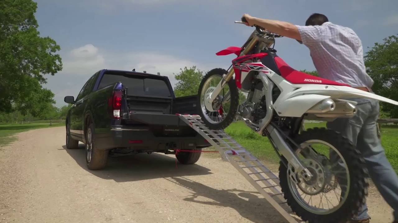 2017 HONDA RIDGELINE Makes Shakes and we got a body in the trunknbsp