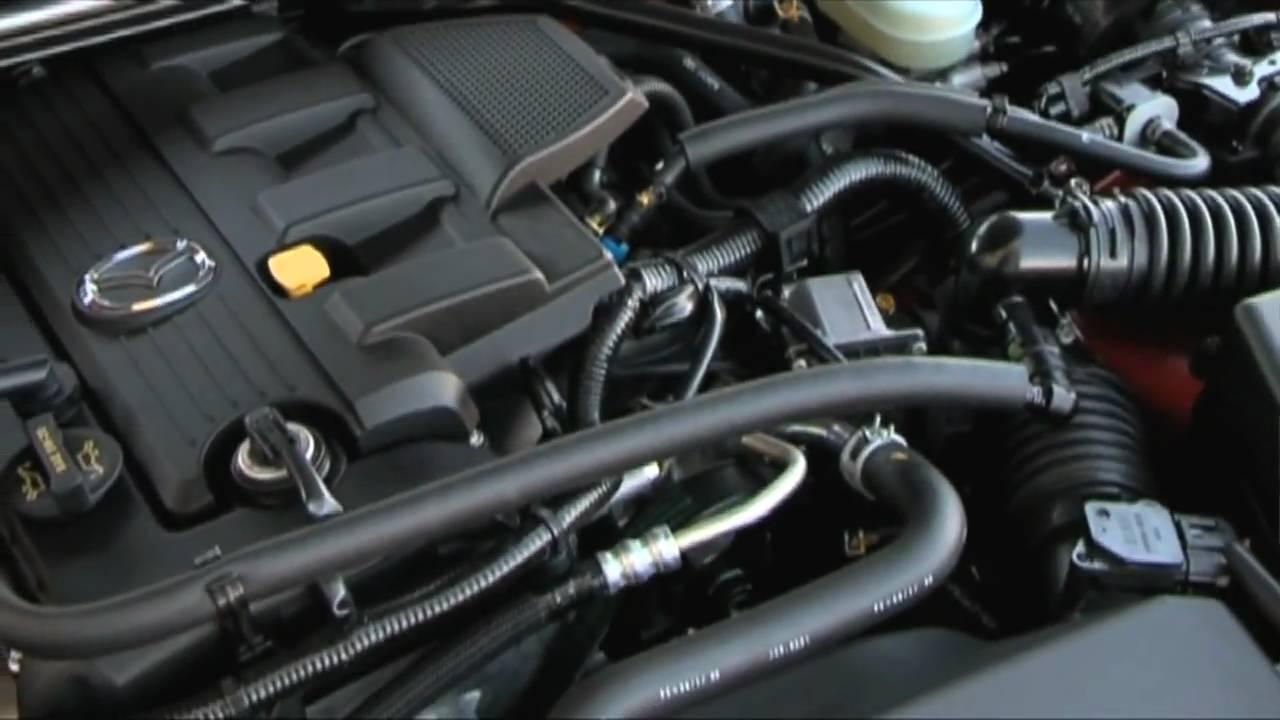 The 2009 Mazda MX5 RHTnbsp