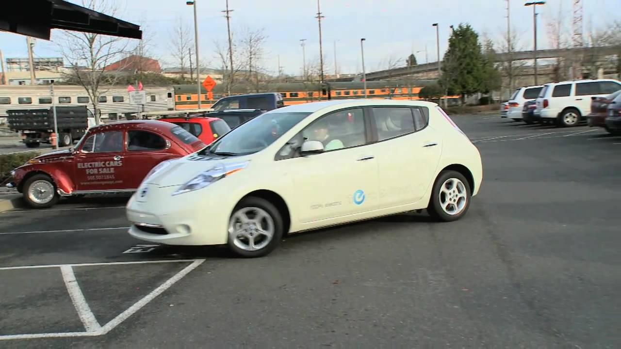 First Look At The All New Electric Nissan Leaf With Nik J Milesnbsp