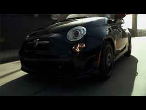 First Test Drive Of The FIAT 500 ABARTHnbsp