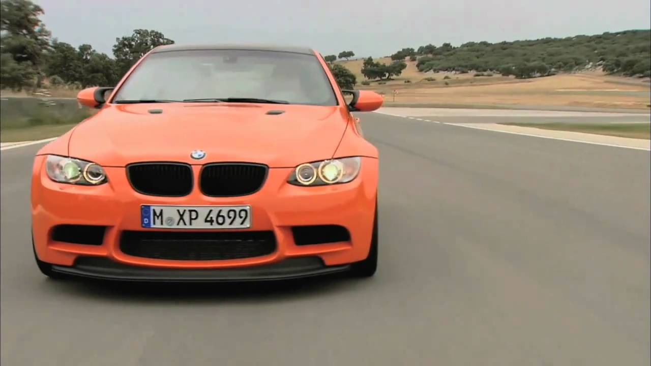 Preview Of The BMW M3 With Nik J Milesnbsp
