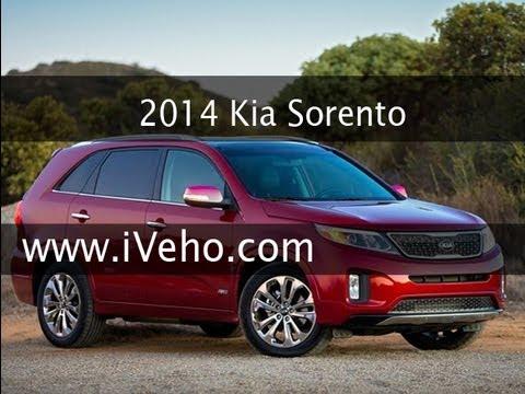 First look at the 2014 Kia Sorentonbsp
