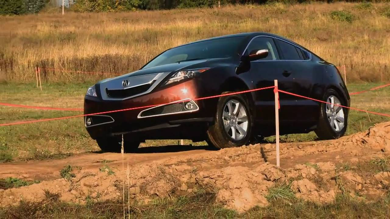First Look At The Acura ZDX With Nik J Miles At Mud Festnbsp