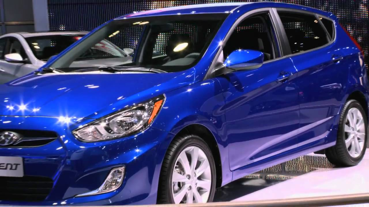 A Look At Four Hyundai Cars That Are 40 MPG Or Better From The New York Auto Shownbsp