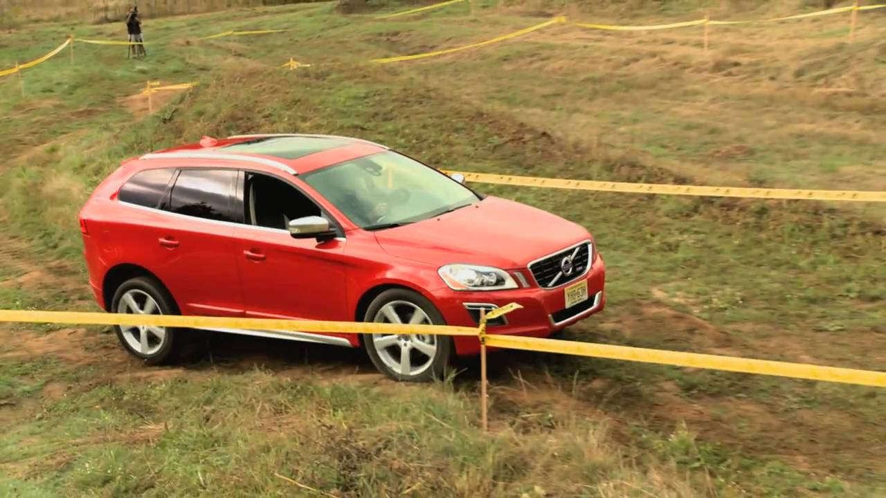 First Test Drive Of The Volvo XC60 With Nik J Miles At Mud Festnbsp