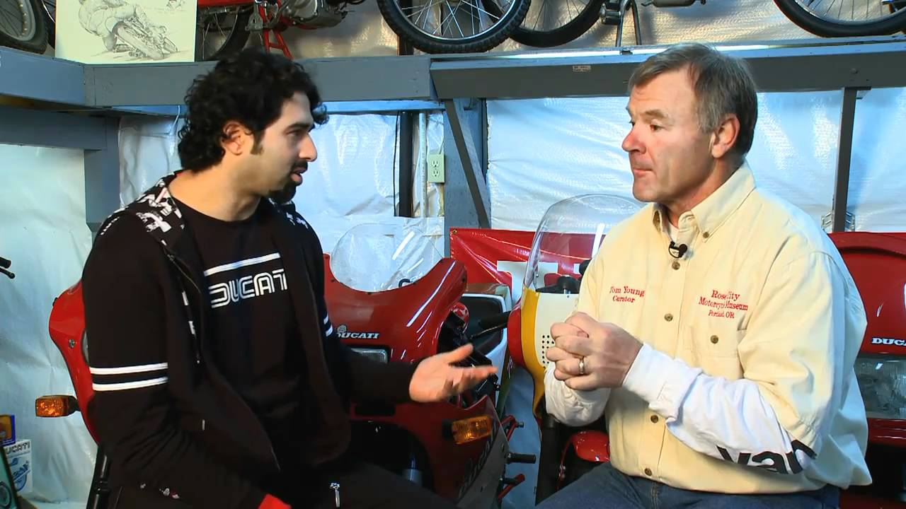 First Look At Rose City Vintage Motorcycle Museum With Ducatinbsp