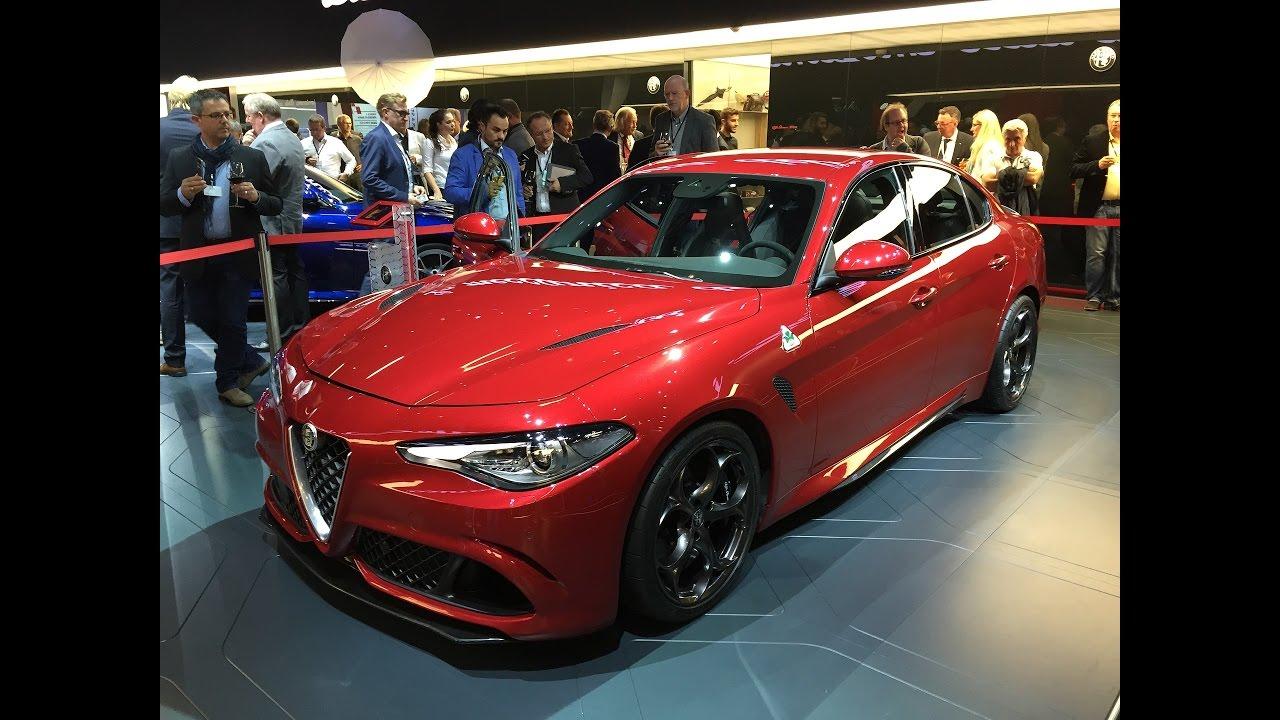 2017 Alfa Romeo Giulianbsp
