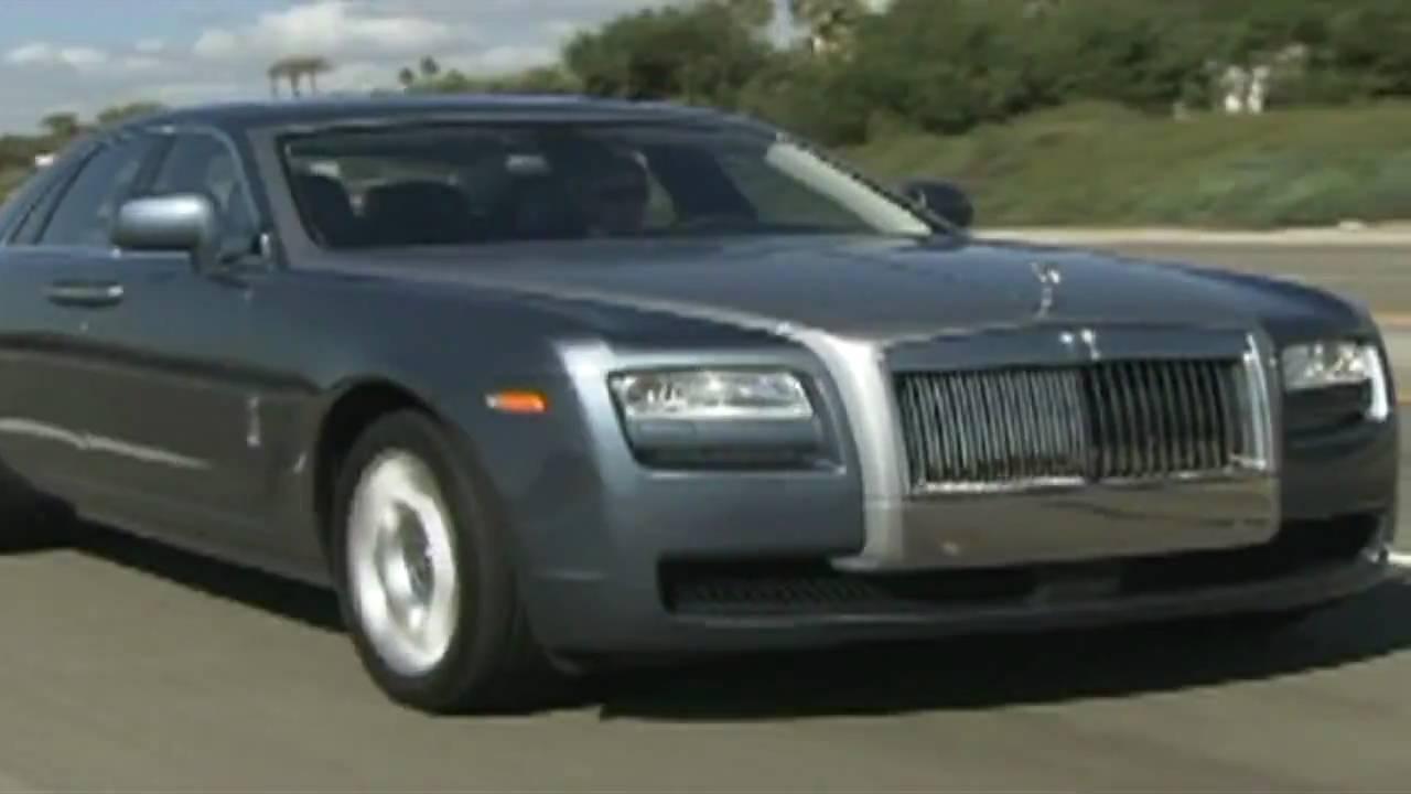 Rolls Royce Ghostnbsp