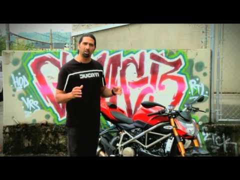 The New Ducati Street Fighternbsp
