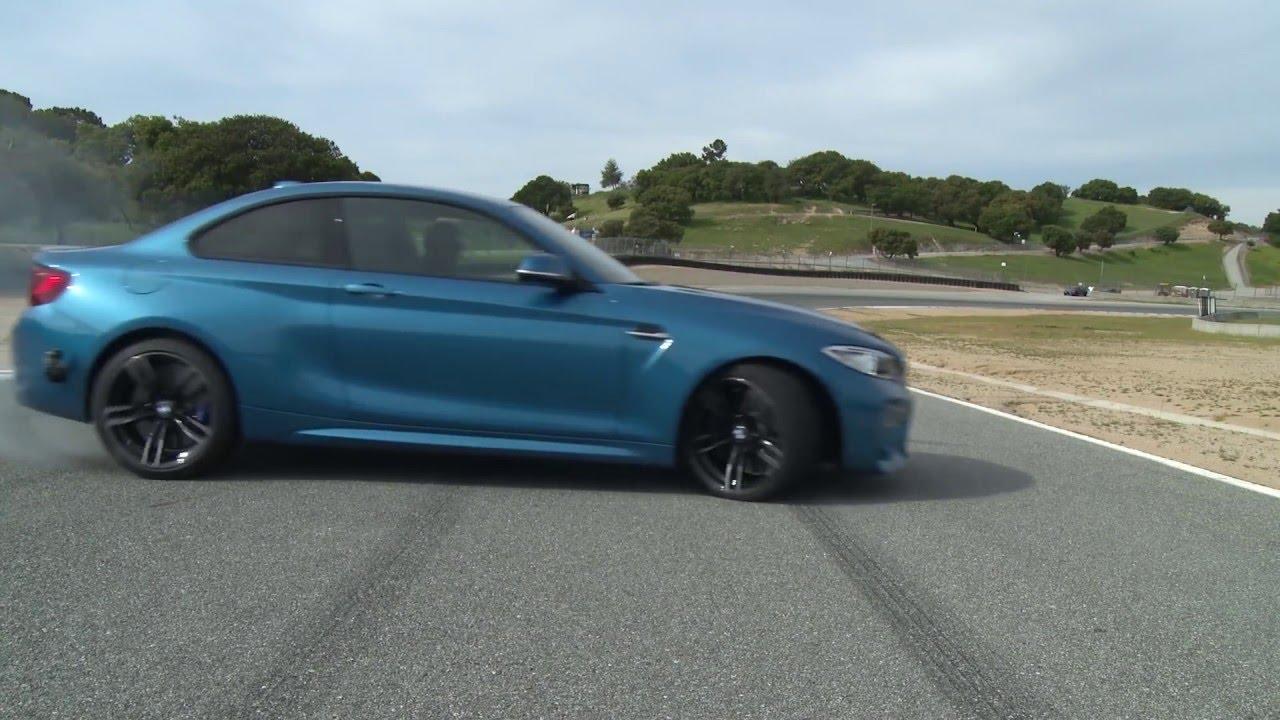 DRIFTING 2016 BMW M2nbsp