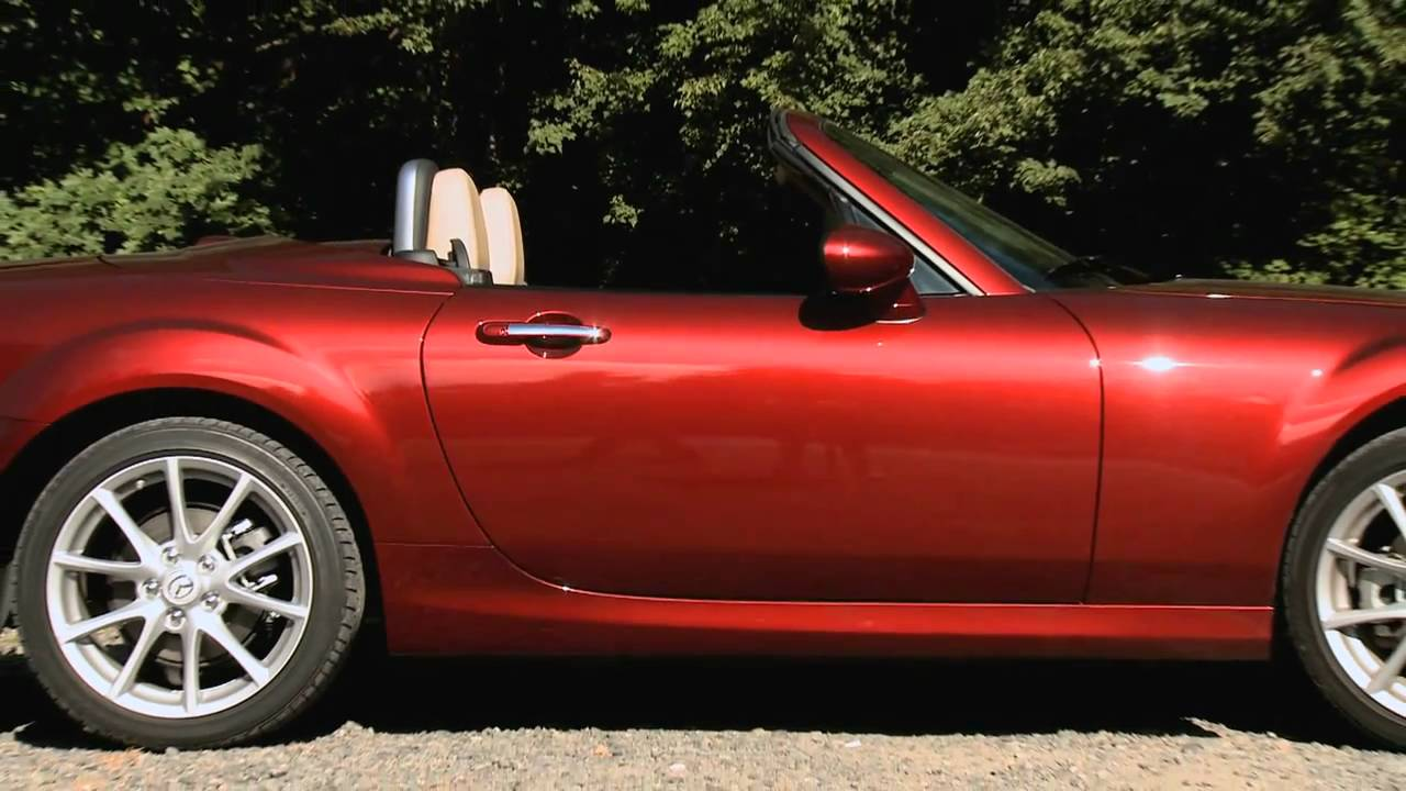 First Look At The Mazda MX5 With Nik J Milesnbsp