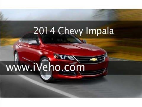 2014 Chevy Impala on Fox 5nbsp
