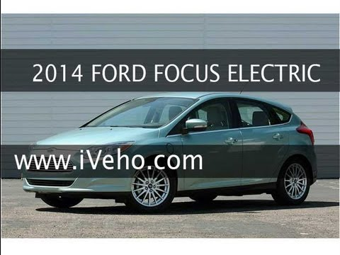 First Drive Ford Focus Electricnbsp