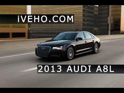 First Test Drive Of The 2013 Audi A8Lnbsp