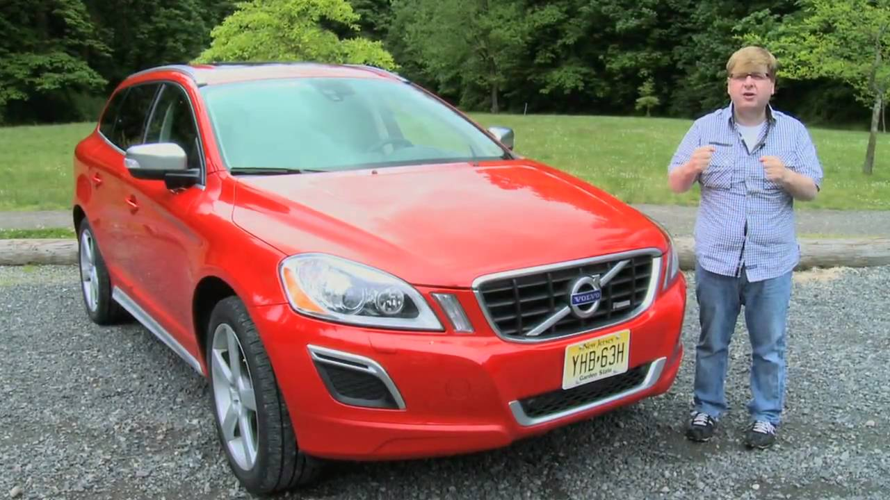 First Look At The All New Volvo XC60 With Nik J Milesnbsp