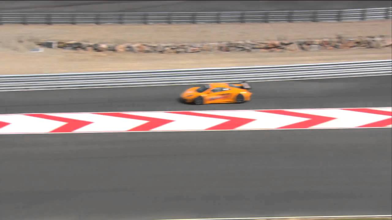 McLaren MP412C GT3nbsp