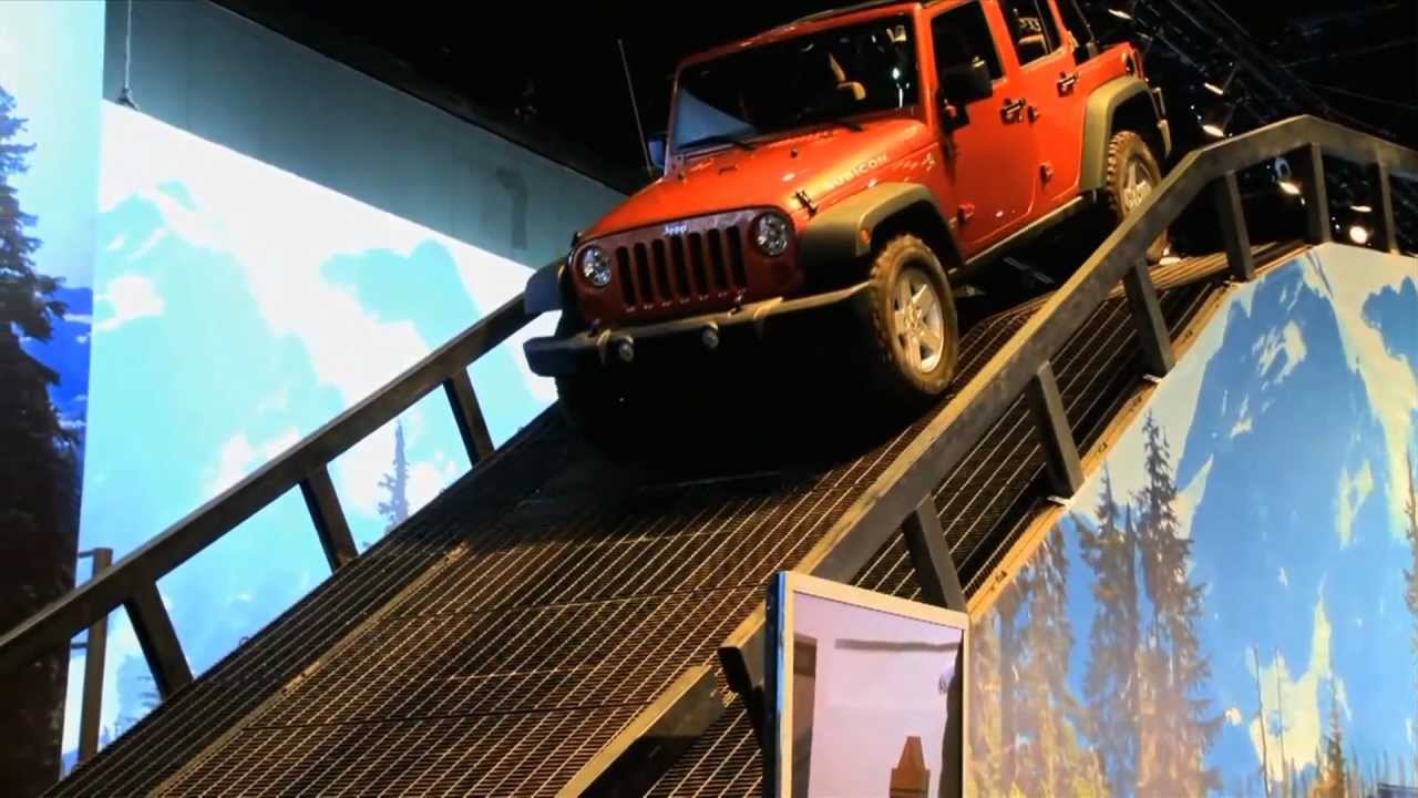 Preview Of The 2012 Portland Auto Show Ride And Drivenbsp