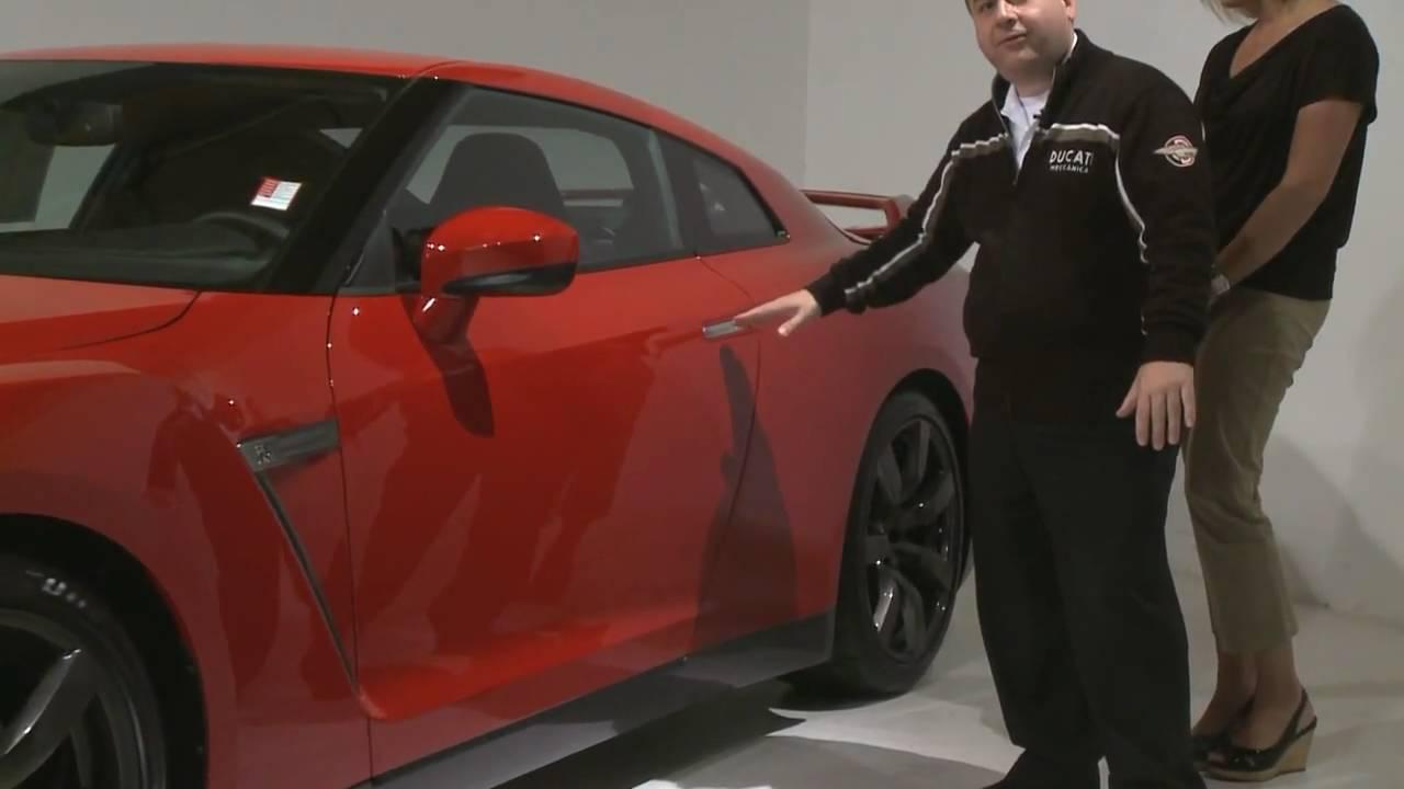 Nissan GTR 2010nbsp