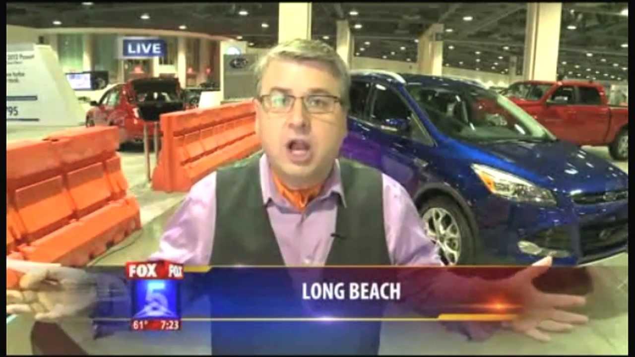 First All Test Drive Auto Expo Fox 5 San Diegonbsp