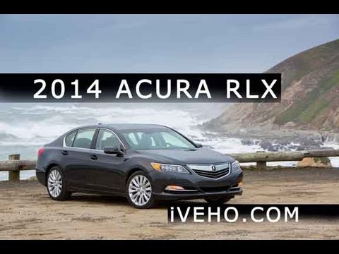 First Test Drive Of The 2014 Acura RLXnbsp