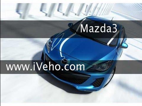 2013 Mazda Mazda3 Sedannbsp