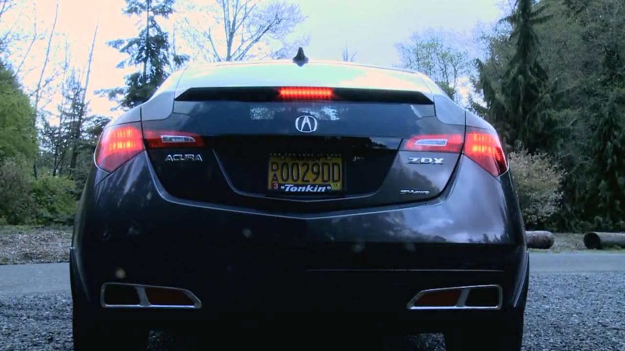 Acura ZDX 2010nbsp
