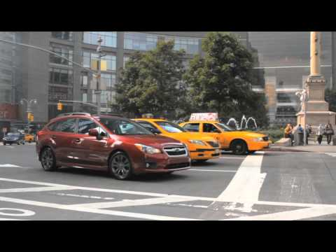 A Look At How Well The Subaru Impreza Does In Daily City Drivingnbsp