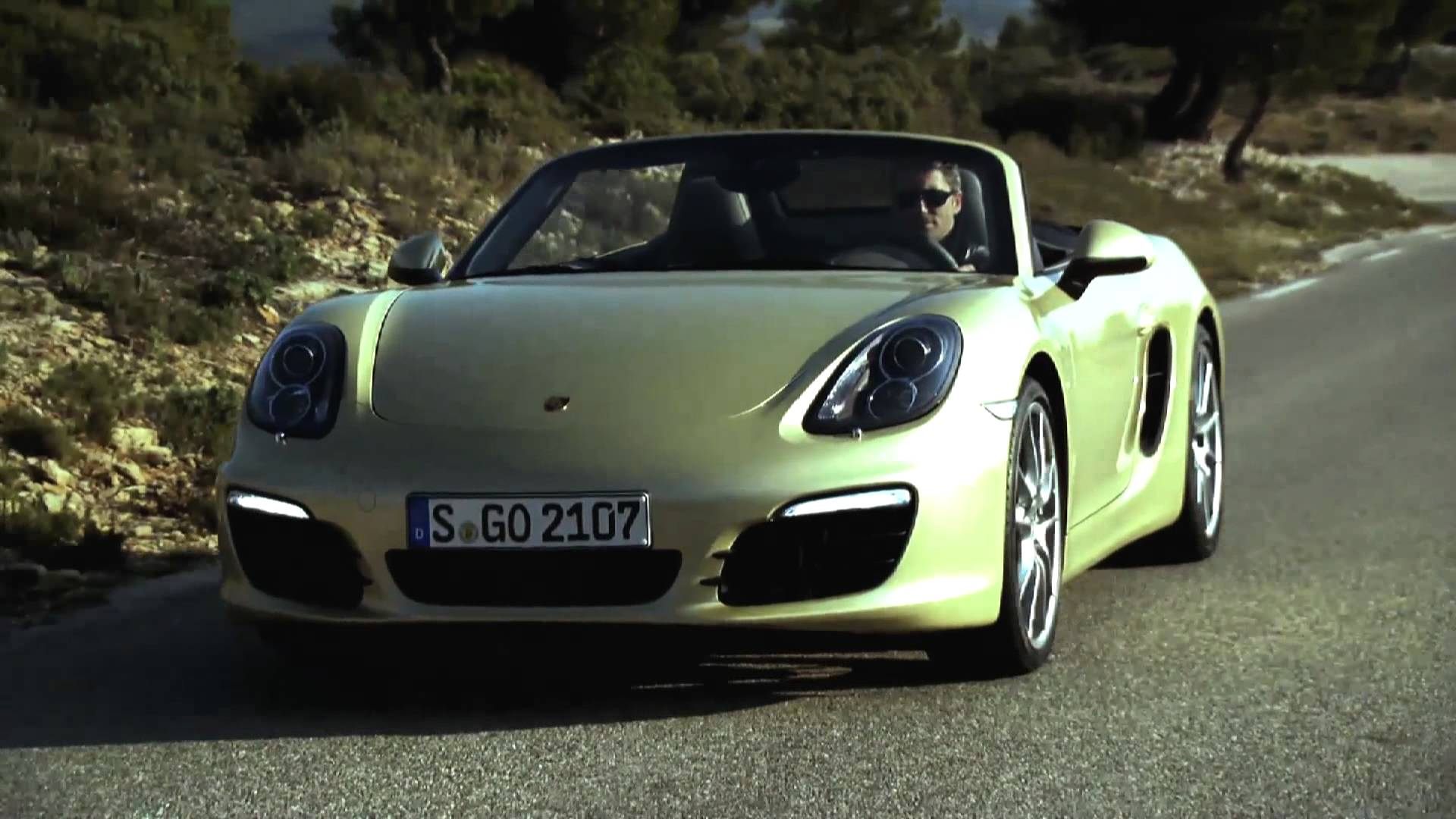 Preview Of The All New Porsche Boxsternbsp