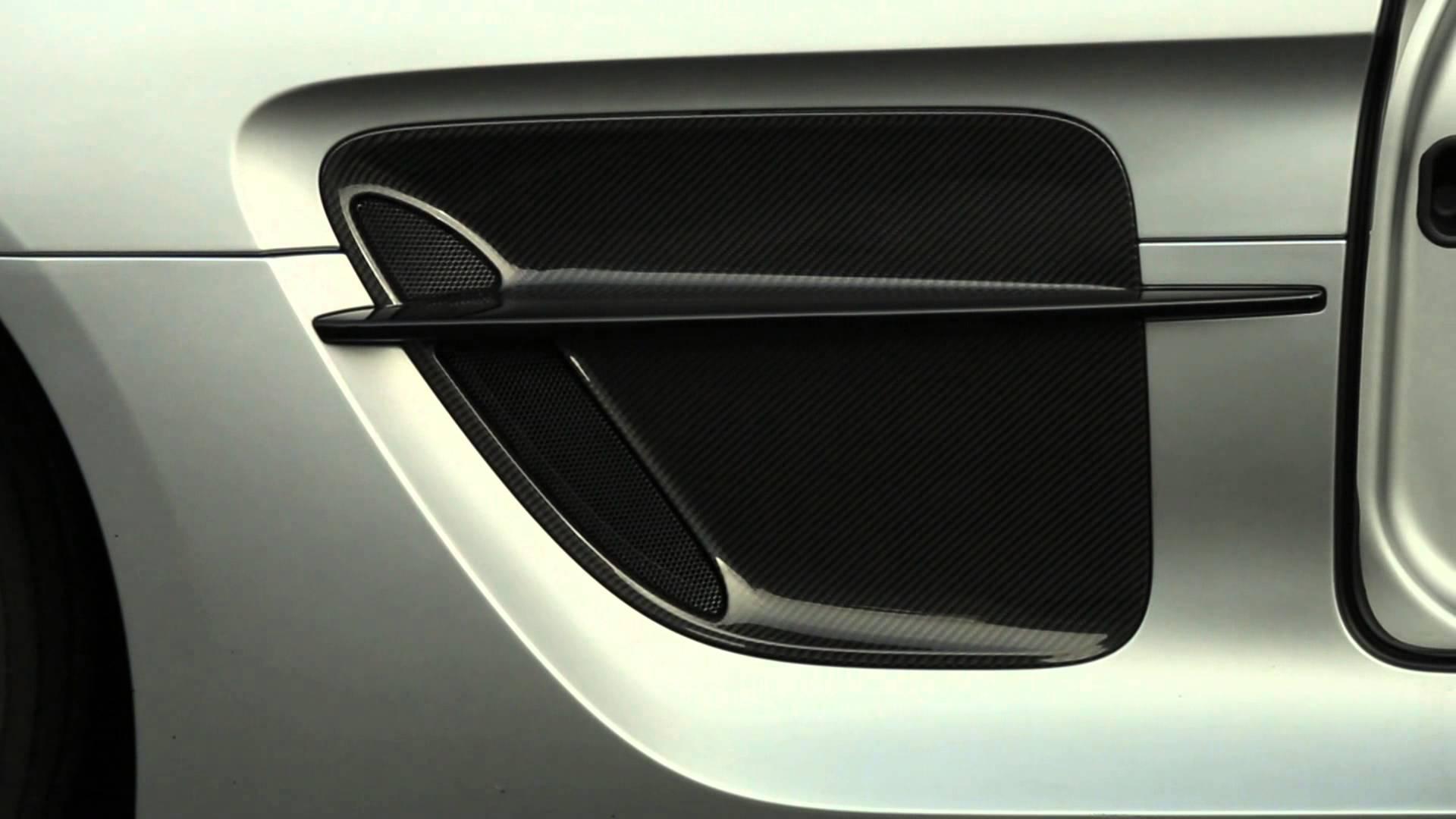 MercedesBenz SLS AMG Blacknbsp