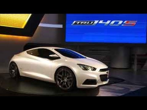 First Look At The Chevrolet Tru 140S Concept At The Detroit Auto Shownbsp
