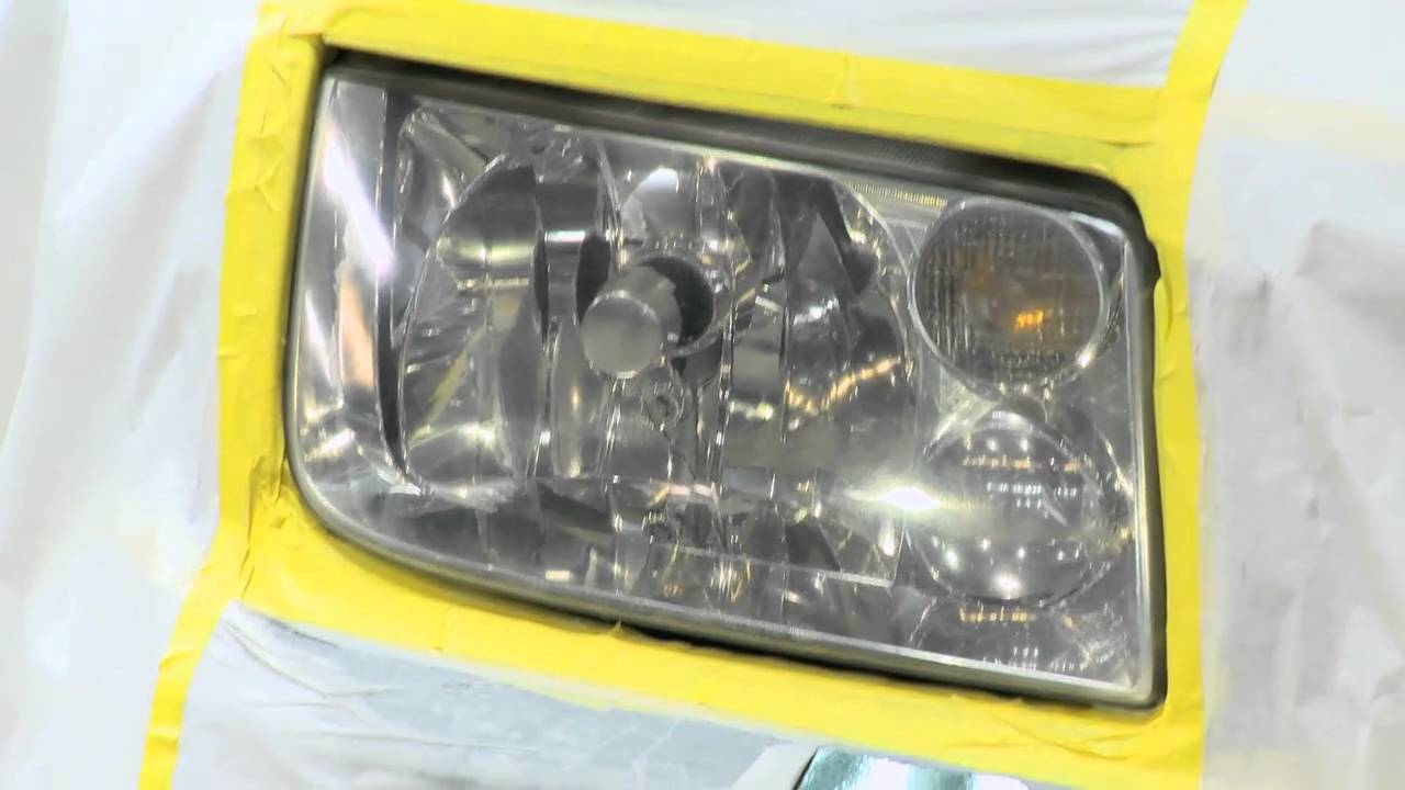 Preview Of Making Your Old Yellow Headlights Look New With Nik J Milesnbsp