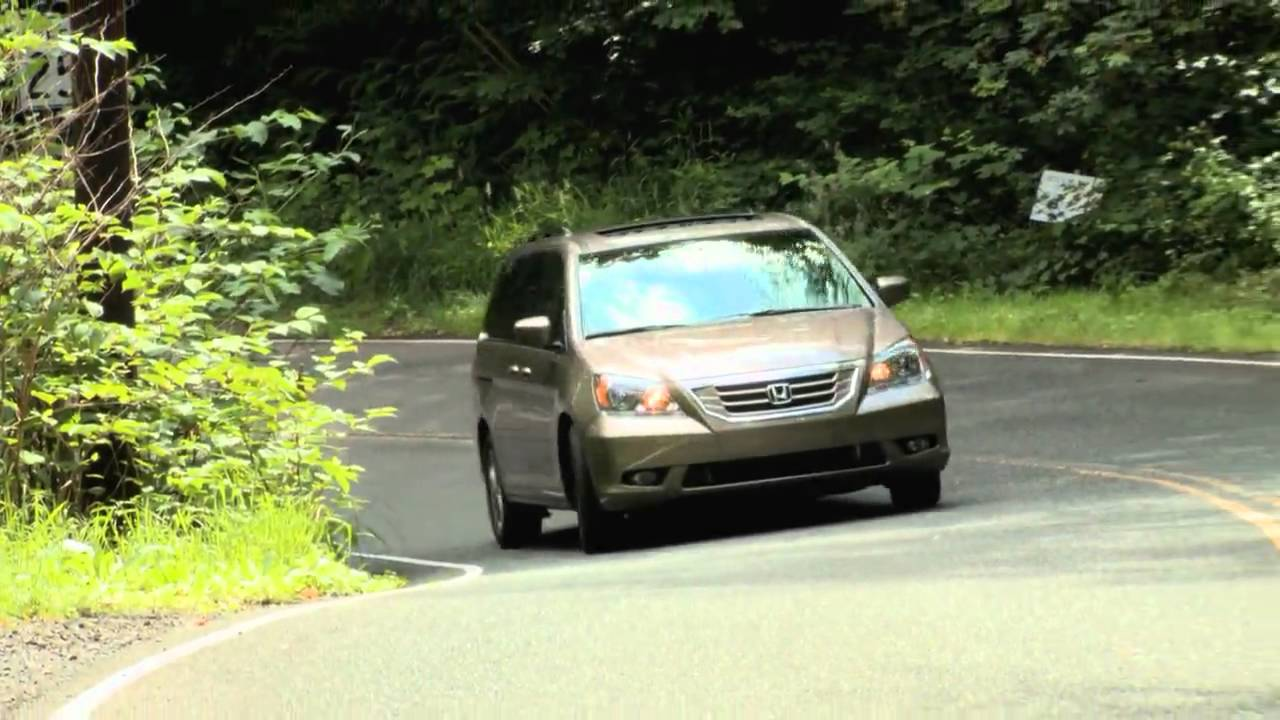 Preview Of The 2010 Honda Odyssey With Nik J Milesnbsp