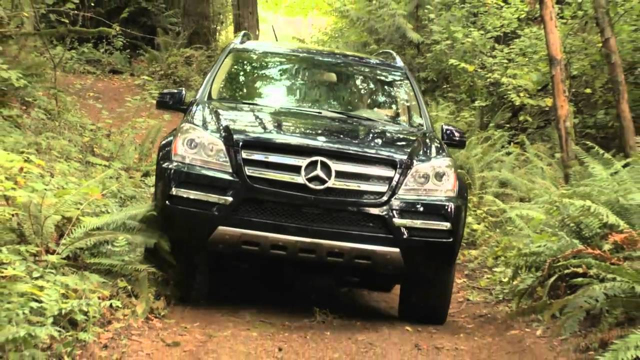 First Look At The MercedesBenz GL350 With Nik J Miles At Mud Festnbsp