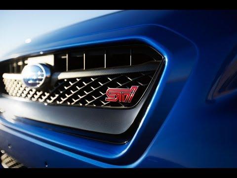 2015 Subaru WRX STInbsp