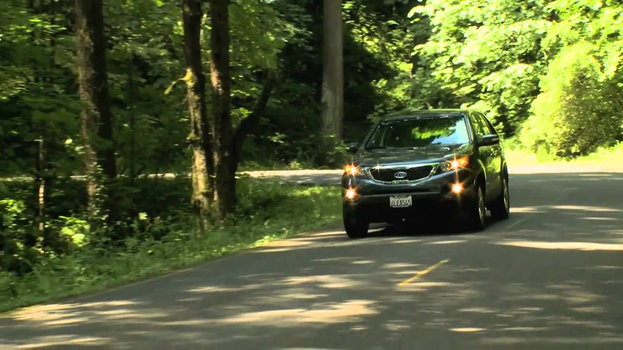 First Look At The Kia Sorento With Nik J Miles At Mud Festnbsp