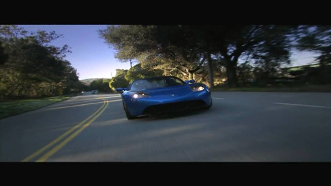 2010 Tesla High Performance Electric Roadster preview with Nik J Milesnbsp