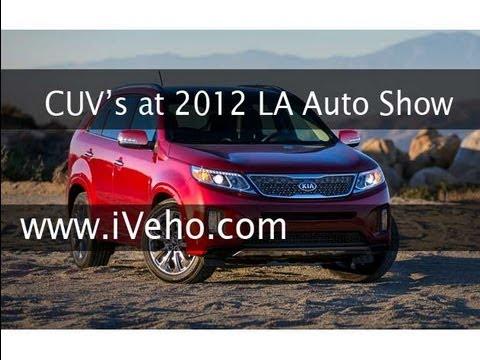 New Crossovers at the LA Auto Shownbsp
