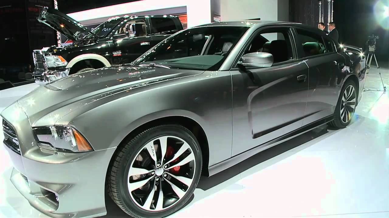 First Look At The All New Dodge Charger SRT8 With Nik J Milesnbsp