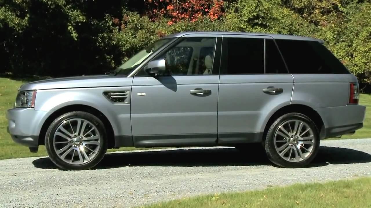 Land Rover Range Rover Sport Superchaged 2010nbsp