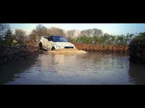AllNew Range Rover Evoque Convertible Breezes Through Ultimate AllTerrain Testingnbsp