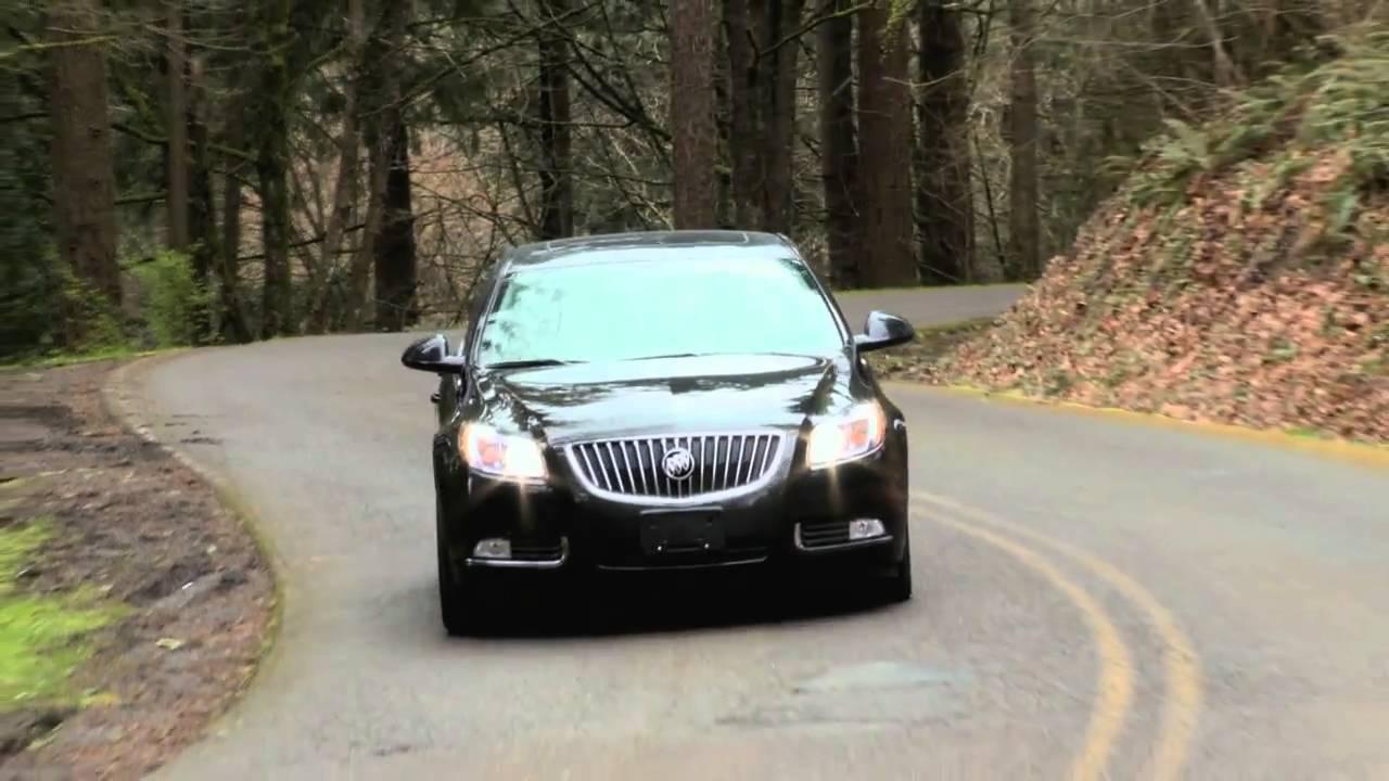 Test Drive Of The Buick Regal Turbonbsp