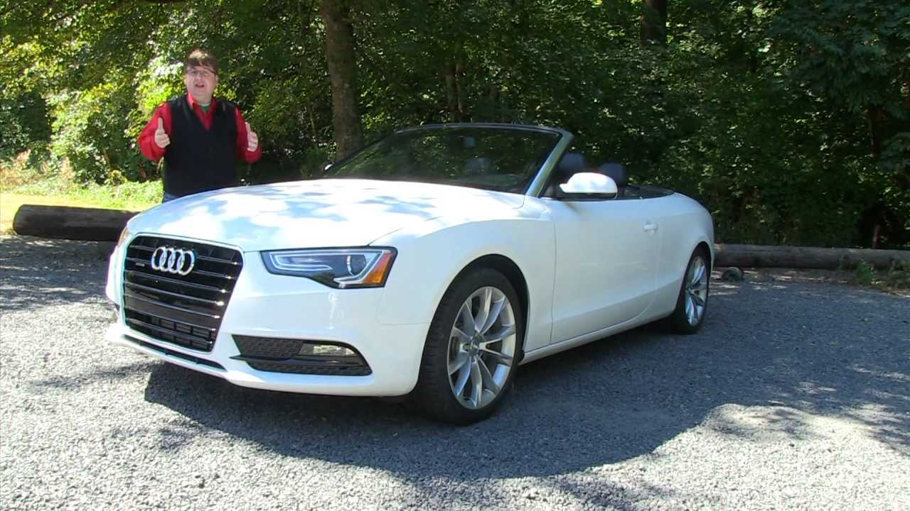 Audi A5 and S5nbsp