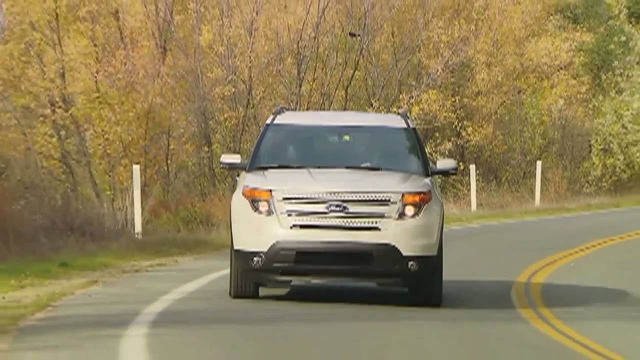 First Look At The All New Ford Explorer WIth Nik J Milesnbsp