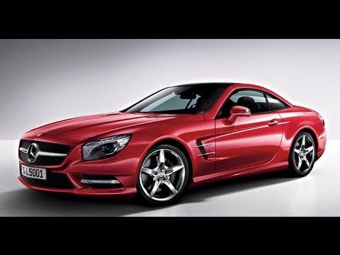 2013 Mercedes Benz SL550nbsp