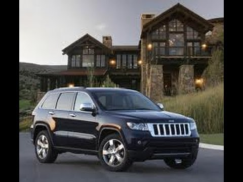 Preview Of The Jeep Grand Cherokeenbsp